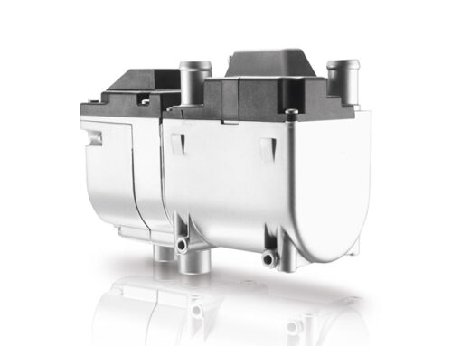 Hydronic MII Series Front